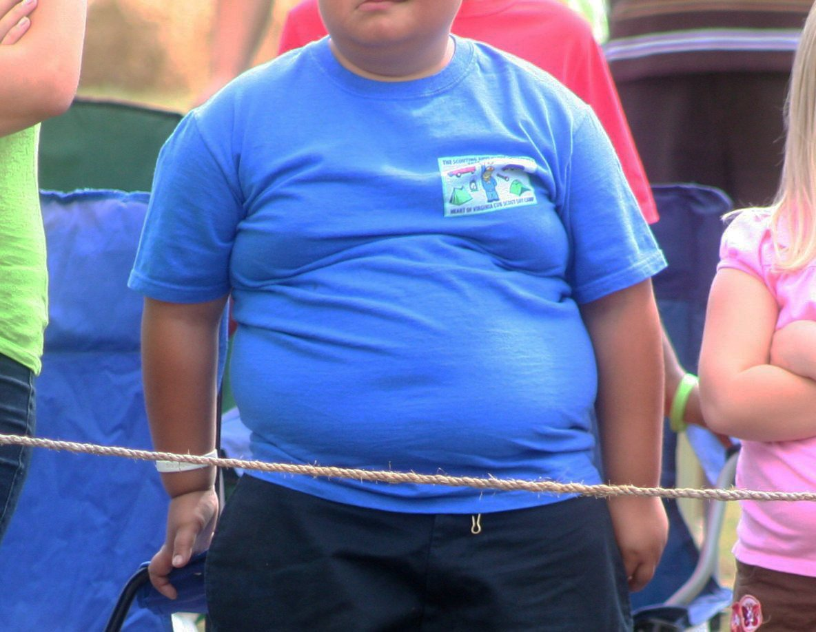 An estimated 224 million children worldwide are overweight or obese.