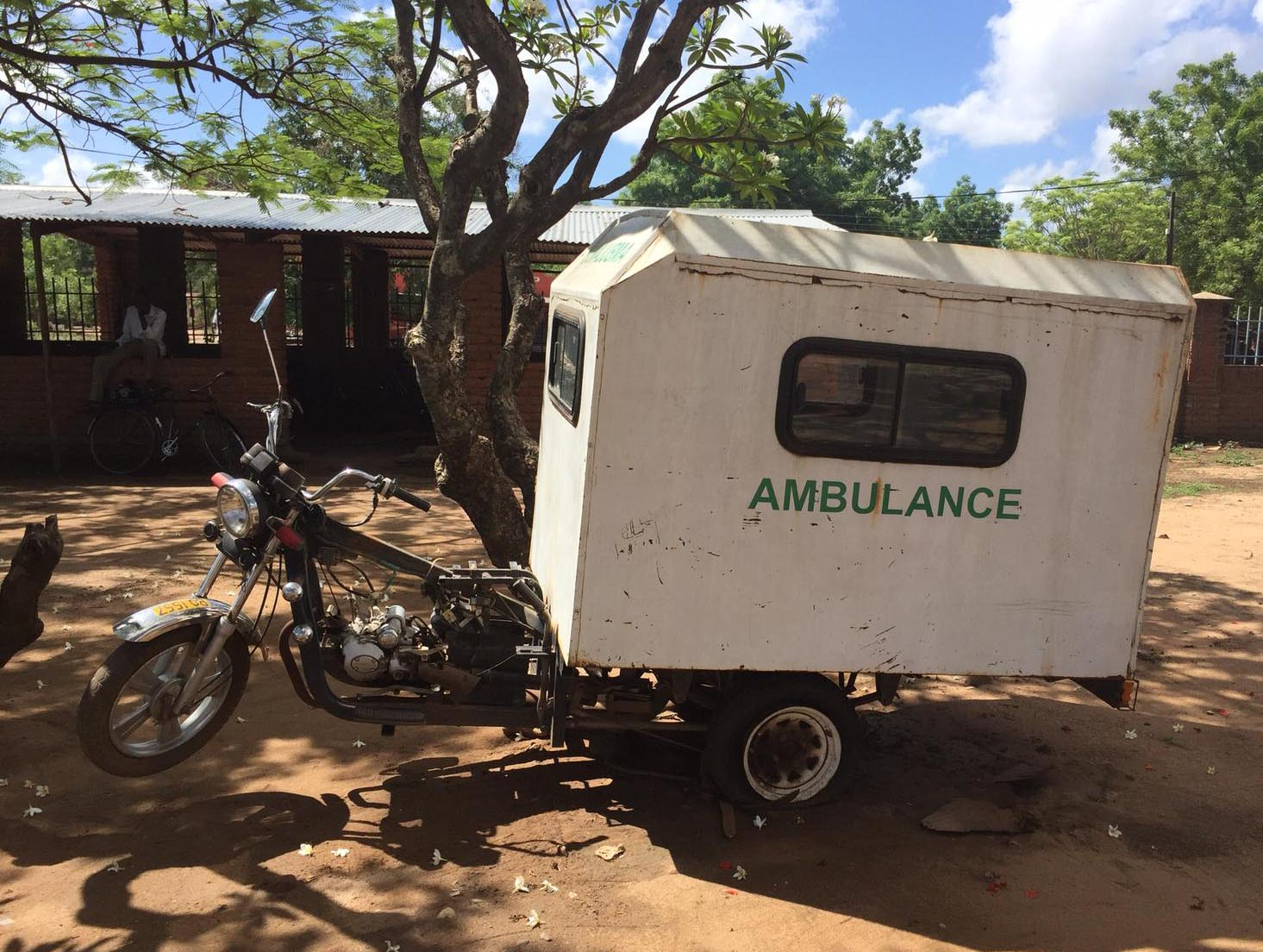 A WhatsApp group for surgical advice is reducing the number of patients needing to be transferred between hospitals in Malawi. Image credit - Jakub Gajewski
